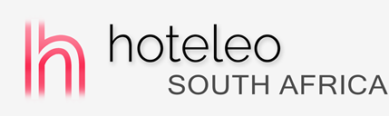 Hotels in South Africa - hoteleo